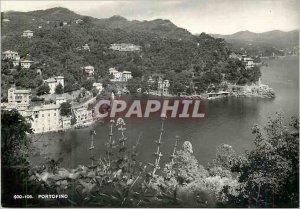 Modern Postcard Portofino