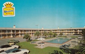 PERRY , Florida , 1940-60s ; Best Western Motel