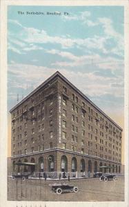 The Berkshire, Reading, Pennsylvania, PU-1923