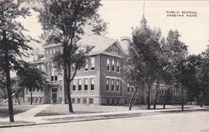 SABETHA, Kansas, 1918; Public School