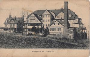 CALDWELL , New Jersey , 1901-07 ; Monomonock Inn