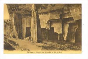 Siracusa - Catomie del Paradiso o dei Cordari, ITALY , 00-10s