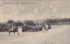 Tunisia Domaine d'Ouetta Michaud 1908