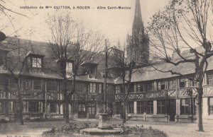 ROUEN, France, 1900-10s ; Aitre St-Maclou