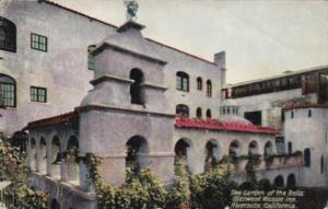 California Riverside The Garden Of The Bells Glenwood Mission Inn 1915