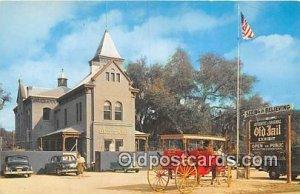 Old Jail St Augustine, Florida USA Prison Unused