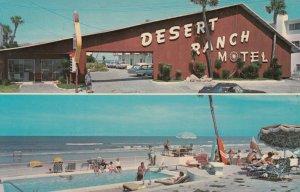ORMOND , Florida , 50-60s ; Desert Ranch Motel