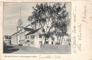 26031 MA, Newburyport, 1908, Old South Church