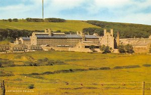 Dartmoor Prison England Unused