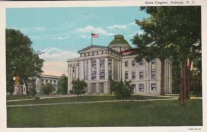 North Carolina Raleigh State Capitol Building Curteich