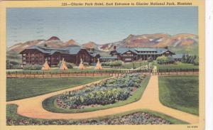MONTANA, PU-1950; Glacier Park Hotel, East Entrance To Glacier National Park