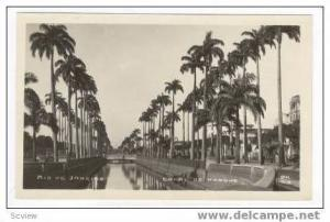 RP Brasil   Rio De Janeiro , 1920s Canal do Mangue