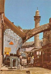 View towards the Great Mosque Ramla Israel Unused