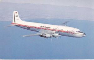 CAT Civil Air Transport Taipei Rep of China - Douglas DC-6B