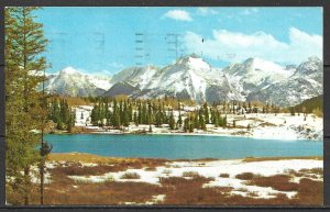 Colorado, Colorado Springs - Molas Lake Near Silverton -  [CO-111]