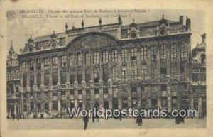 House of Old Duc Brussels, Belgium 1925