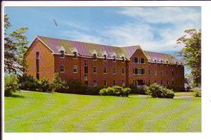 Trueman House,  Agricultural College, Bible Hill, Nova Scotia,