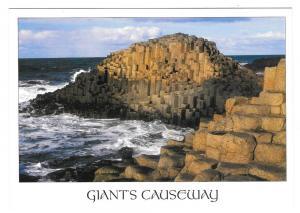 Ireland County Antrim Giant's Causeway John Hinde Postcard