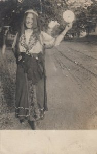 RP: Woman as a gypsy Girl , 00-10s