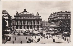 RP: PARIS , France , 1910-30s ; Place de l´Opera