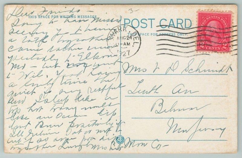 Wilmington Delaware~Thomas F Bayard School~Vintage Postcard