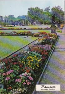 Flowers The Large Garden Grosser Garten Hannover Germany