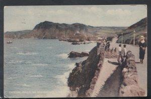 Devon Postcard - Capstone Parade and Hillsborough, Ilfracombe    T4613