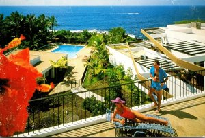 Hawaii Kailua-Kona Aston Royal Sea Cliff Resort