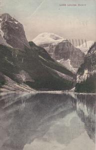 LAKE LOUIS, Banff, Alberta, Canada, PU-1915
