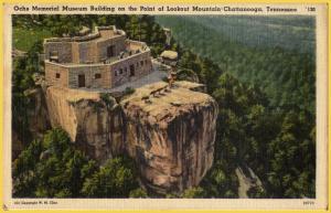 Chattanooga, Tenn., Ochs Memorial Museum Building, Point of Lookout Mouintain
