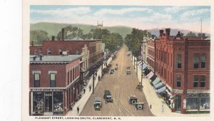 CLAREMONT, New Hampshire , 00-10s ; Pleasant Street, Looking South