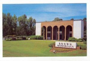 Brown Memorials,Florence,South Carolina,1940-60s