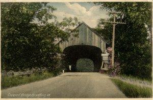 VT - Bradford. Covered Bridge