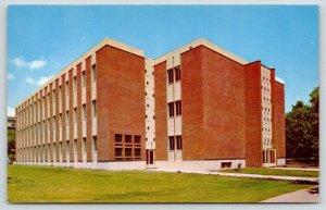 Ames Iowa~Iowa State University~New Class Room Building~1950s Mike Roberts
