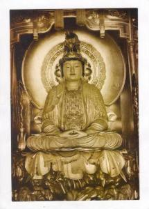Golden Buddha Statue,Japan 1910-20s