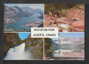 Watertown Park,Alberta,Canada Postcard