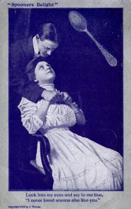 Romance - Spooners Delight - Look into my eyes - in 1909