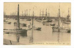 Vue d'Ensemble De La Rade, Bordeaux (Gironde), France, 1900-1910s