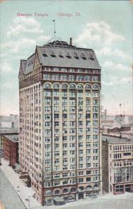 Masonic Temple Chicago Illinois 1911