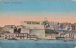 Custom House, Malta, 00-10s