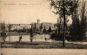 CPA VALENCE Parc Jouvet le Lac (403935)