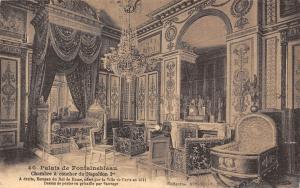 France Palais de Fontainebleau Chambre a coucher de Napoleon