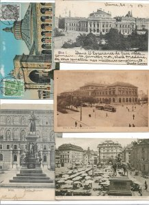 Austria Vienna Wien Postcard Lot of 10 01.13