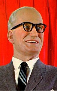 Barry M Goldwater American Heritage Wax Museum Scottsdale Arizona