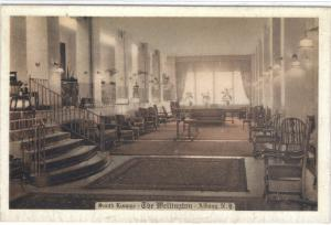 New York - Albany - The Wellington Hotel - South Lounge