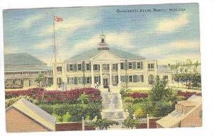 Government House, Nassau, Bahamas, PU-1943