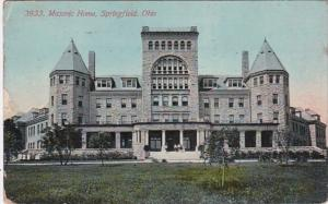 Ohio Springfield Masonic Home1913