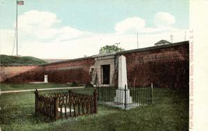 SC - Charleston. Fort Moultrie and Osceola's Grave