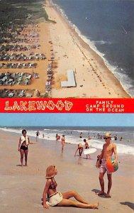 Lakewood Family Camp Ground Myrtle Beach, South Carolina, USA Unused