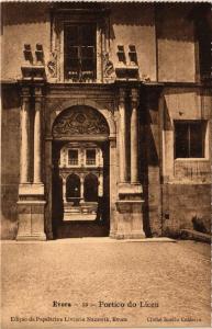 CPA Evora- Portico do Liceu, PORTUGAL (760802)